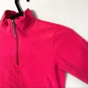Nwot • The North Face • Fleece 1/4 Zip Sweater